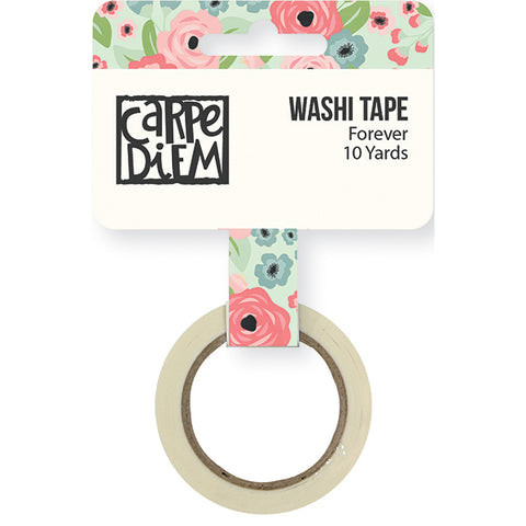 Carpe Diem Forever Washi Tape - Strawberry Lime Designs