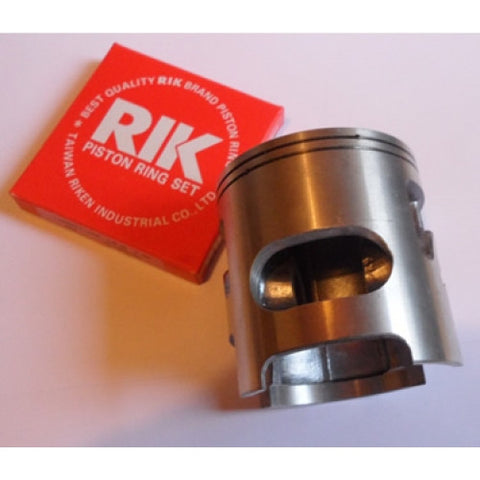 Avanti Mitaka TS1 Piston with oval read valve inlet