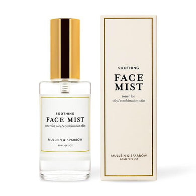 mullein and sparrow face mist