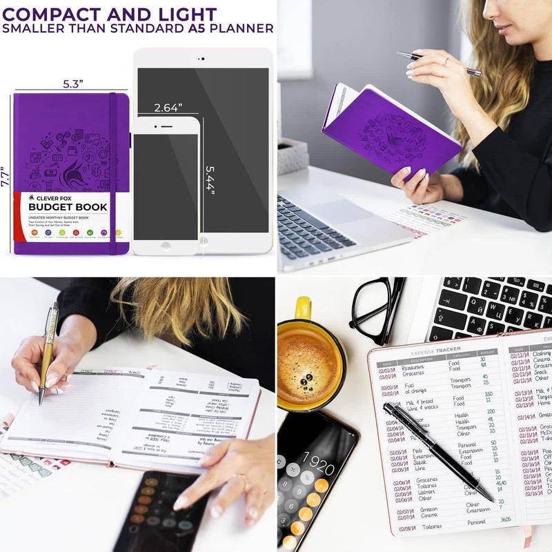 Budget Book, Purple