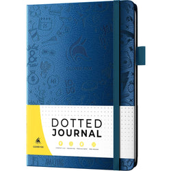 Dotted Journal 2.0, Mystic Blue