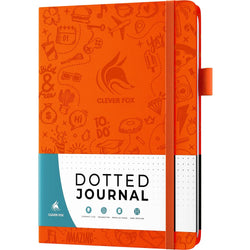 Dotted Journal 2.0, Orange