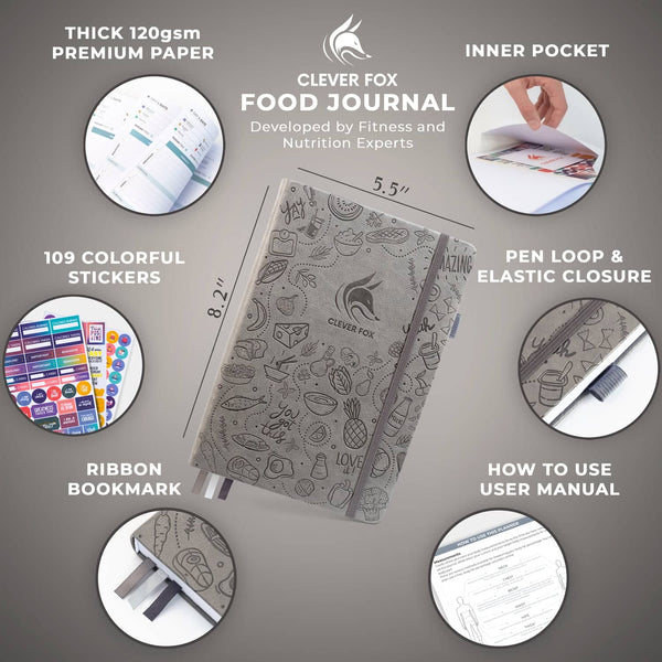 Food Journal, Grey