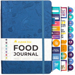 Food Journal, Mystic Blue