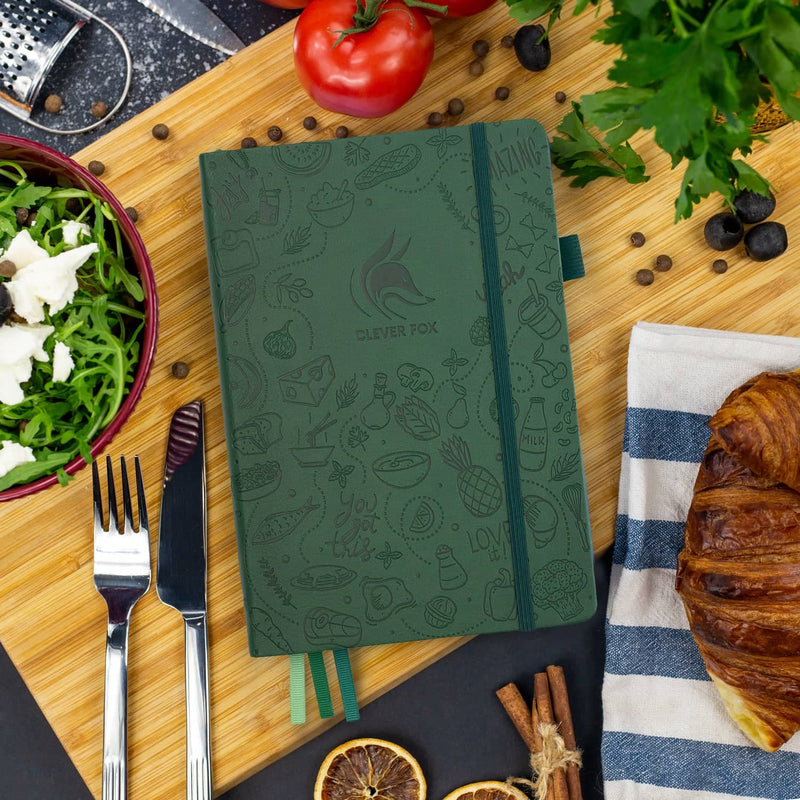 Food Journal, Forest Green