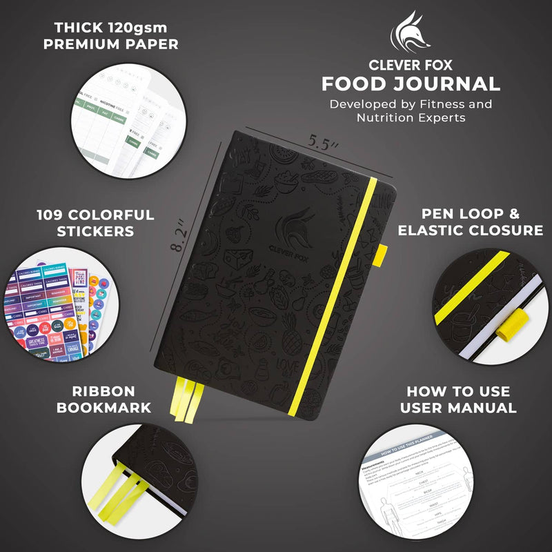 Food Journal, Black