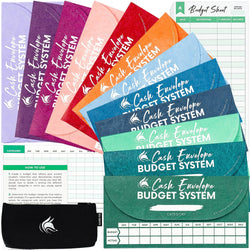 Cash Envelopes Budget System