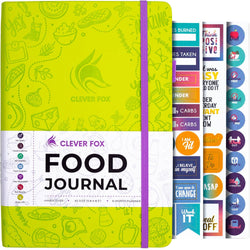Food Journal, Neon Yellow