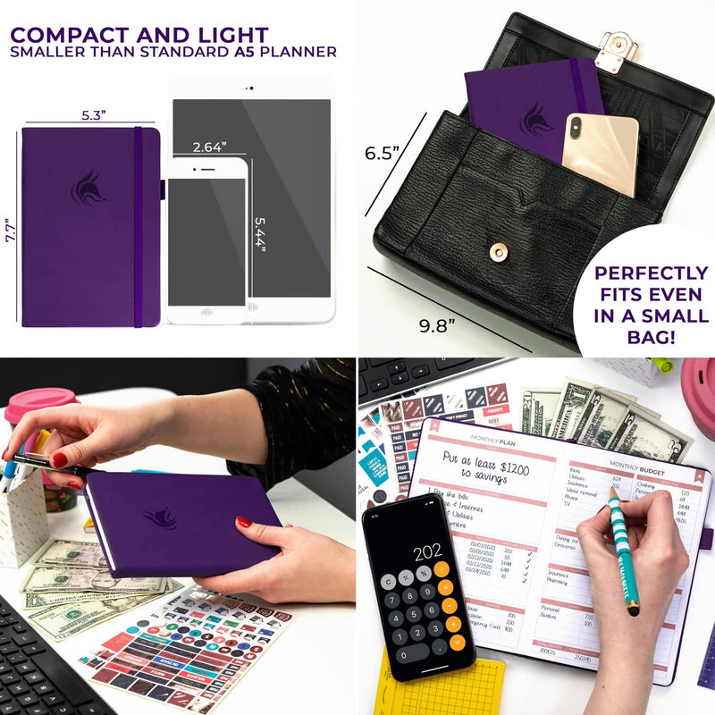 Budget Book 2.0, Purple