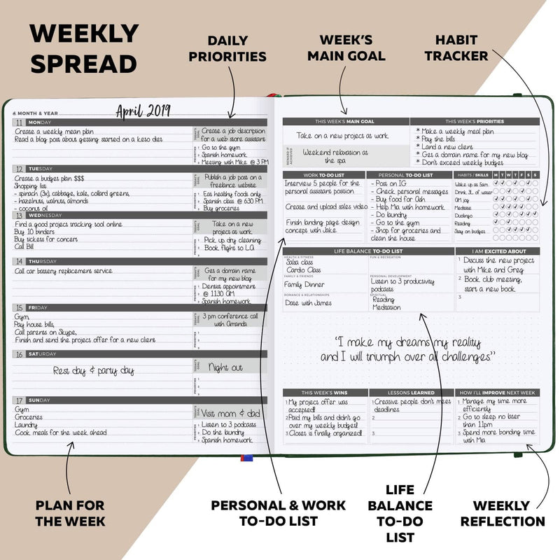 PRO Weekly, Forest Green
