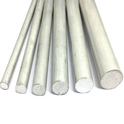 Aluminium Round Bar 6082T6/H30 - Rhino Steels