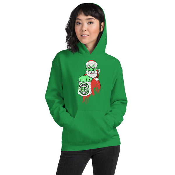 Santa Got Some Midz For You Hoodie