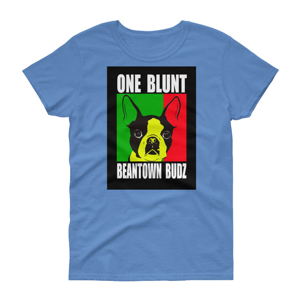 One Blunt Women's short sleeve t-shirt