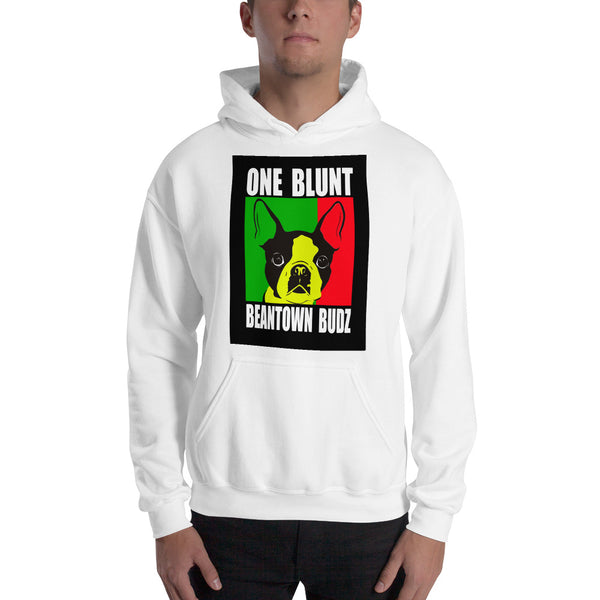 One Blunt Hooded Sweatshirt