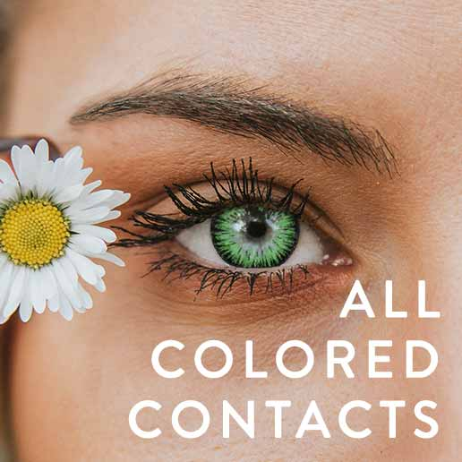 All Colored Contacts