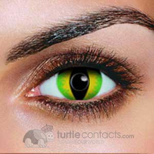 Green Devil Contact Lenses (90 Day)