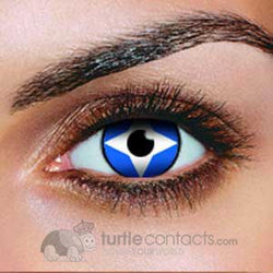 Ice Fire Contact Lenses (90 Day)