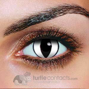 White Cat Contact Lenses (90 Day)