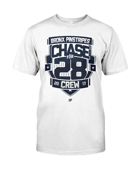BPCrew - Chase for 28 | September 30 Game Tee