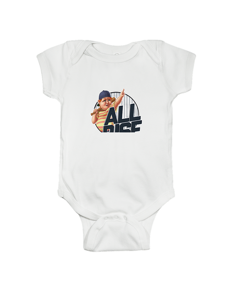 All Rise - Baby Bomber Onsie