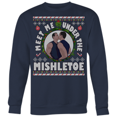 Meet Me Under the Mishletoe