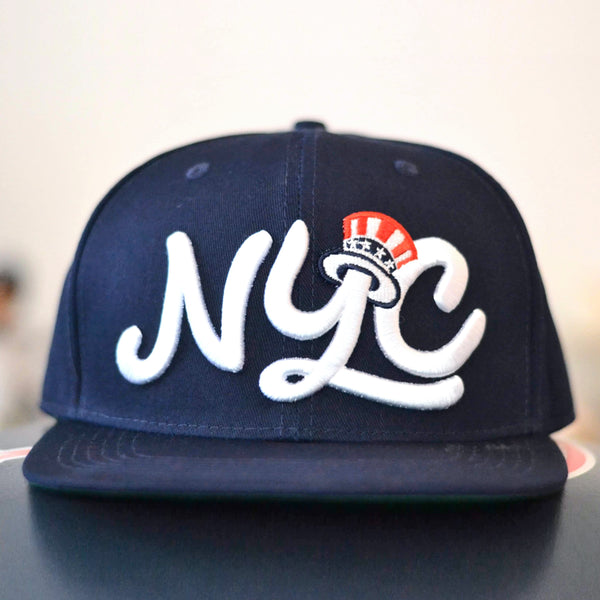 NYC - BP Custom Snapbacks