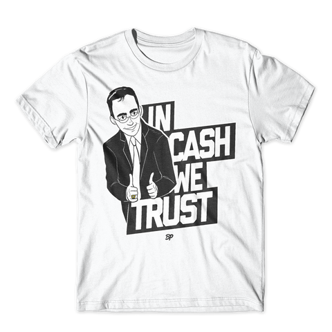 In Cash We Trust - Bronx Pinstripes