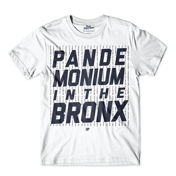 PANDEMONIUM in the Bronx!