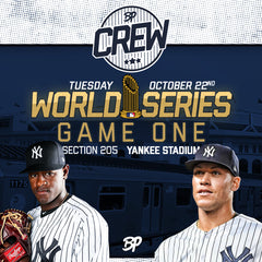 World Series Game One  [BPCrew Deposit]