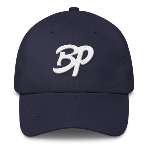 BP Cotton Dad Hat - Bronx Pinstripes