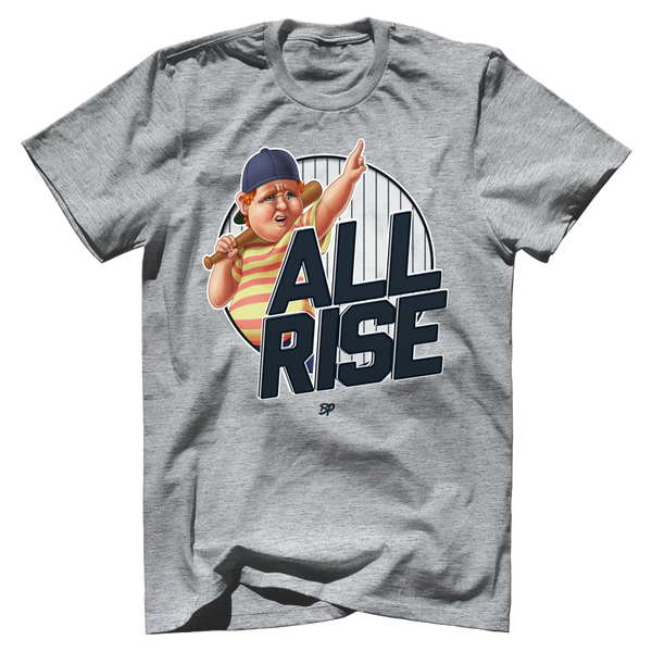 All Rise - Bronx Pinstripes