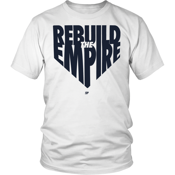 REBUILD the EMPIRE - Bronx Pinstripes