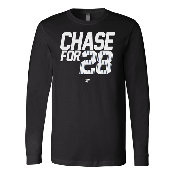 Chase for 28 - Bronx Pinstripes