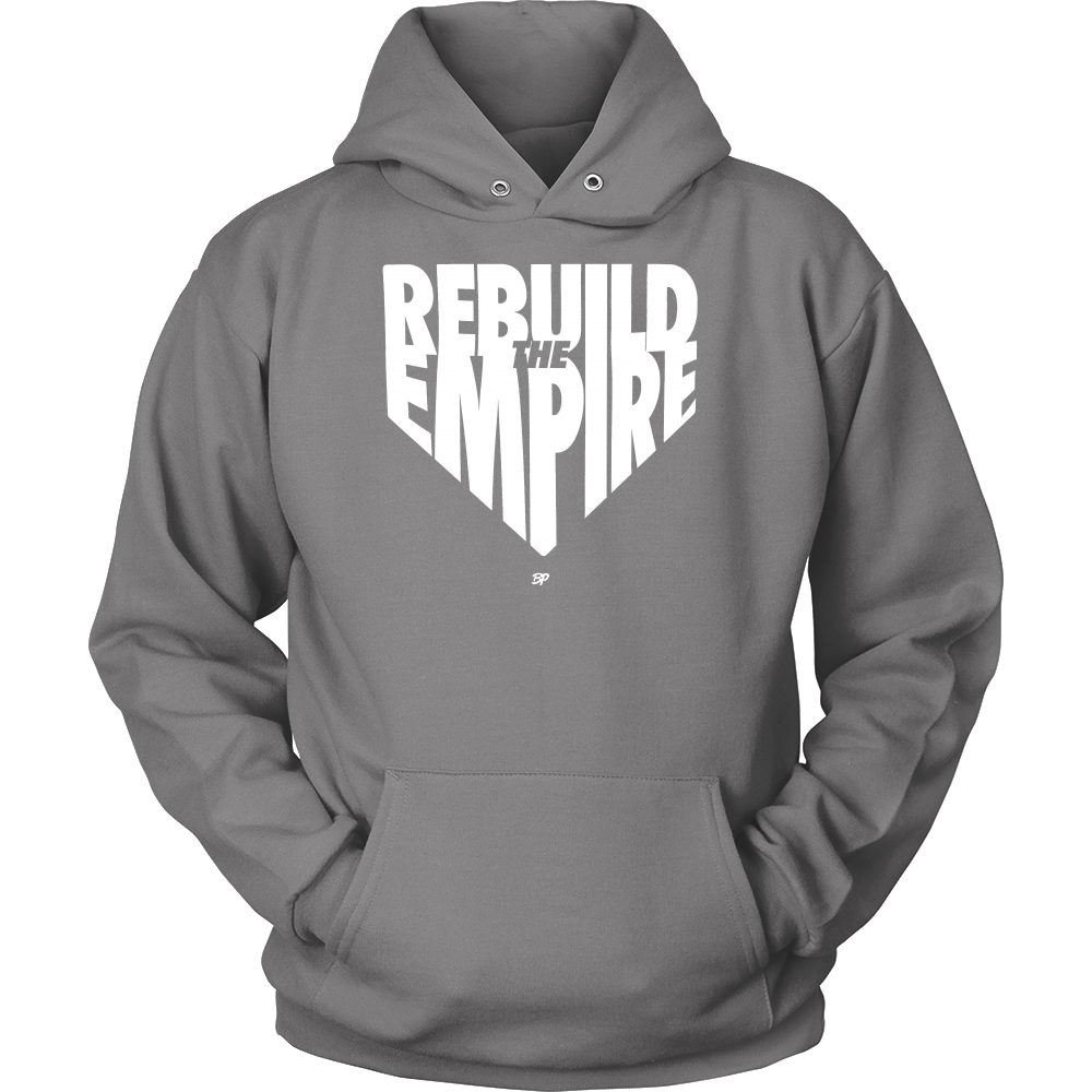 REBUILD The EMPIRE Hoodie - Bronx Pinstripes