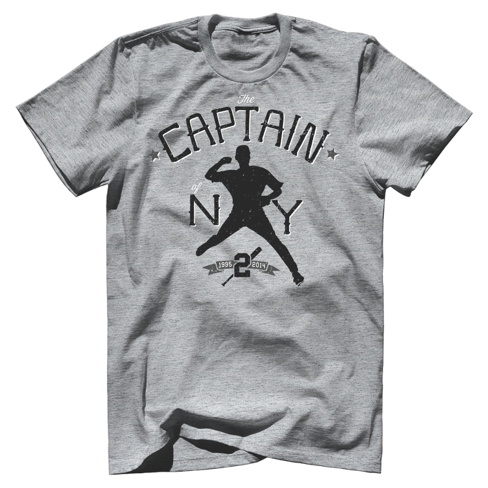 The Captain of New York - Bronx Pinstripes