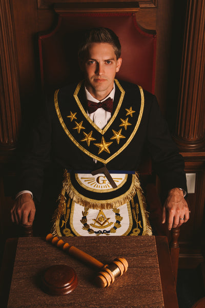 The Craftsman's Apron | Masonic Aprons | Rings | Apparel