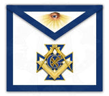 """The Maltese"" Master Mason Apron"