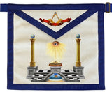 """The Great Architect"" Masonic Apron"