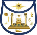 """The TCG"" Emblematic Masonic Apron"