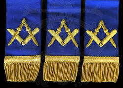 Volume of the Sacred Law Masonic Bookmarkers (Set of 3)