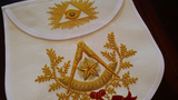 """The Bizzack"" Past Master Apron"
