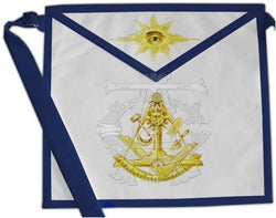 Paul Revere Jewel Past Masters Masonic Apron
