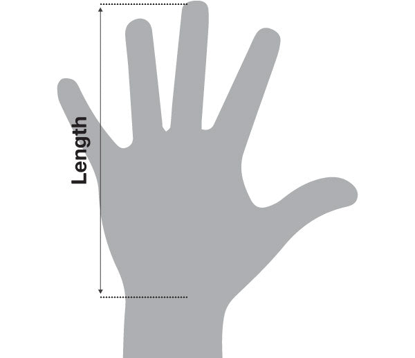 Gloves Sizing