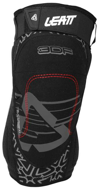 Knee Guard 3DF BLACK XXL