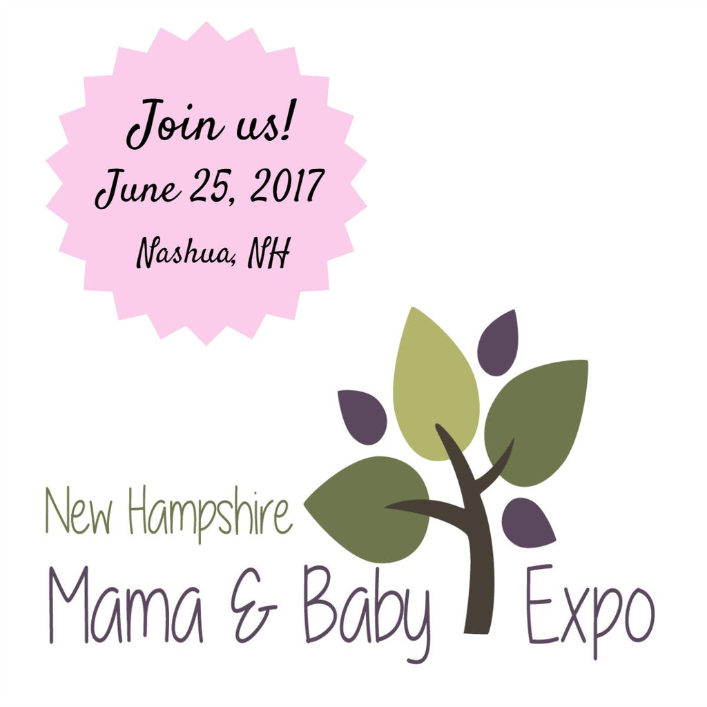 Visit Bourgeois Baby For Designer Baby Bibs At The NH Mama and Baby Expo!