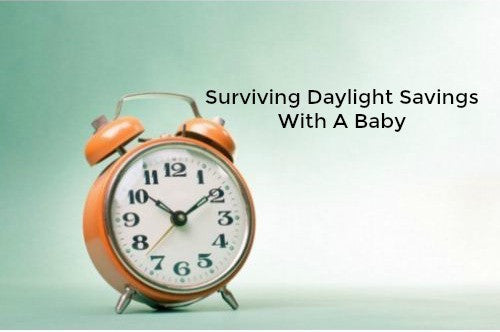 Surviving Daylight Savings Time With A Baby