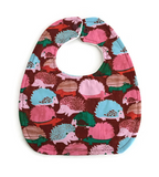 Hedgehog Newborn Baby Bib