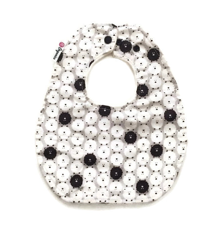 Black Sheep Organic Newborn Baby Bib