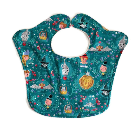 Wizard of Oz Bourgeois Baby Bib
