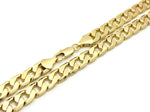 Diamond Cut Cuban Link Chain